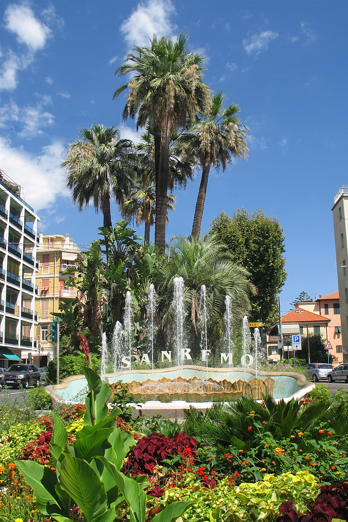 Сан-Ремо, Италия