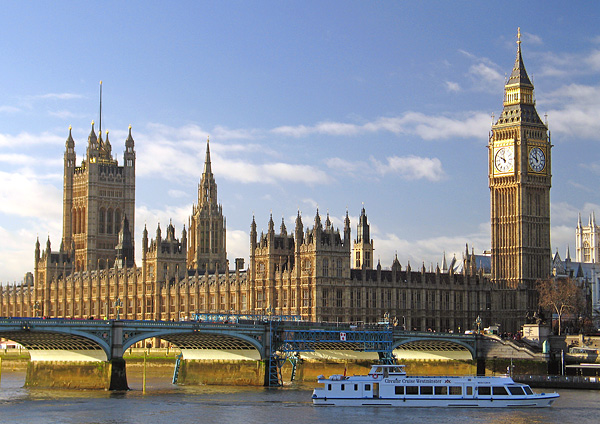 англия, биг-бен, парламент