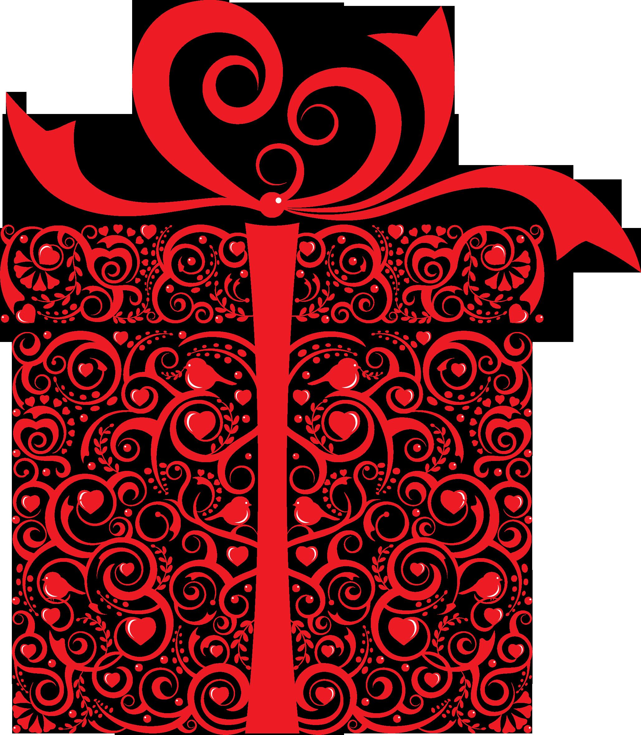 векторный подарок