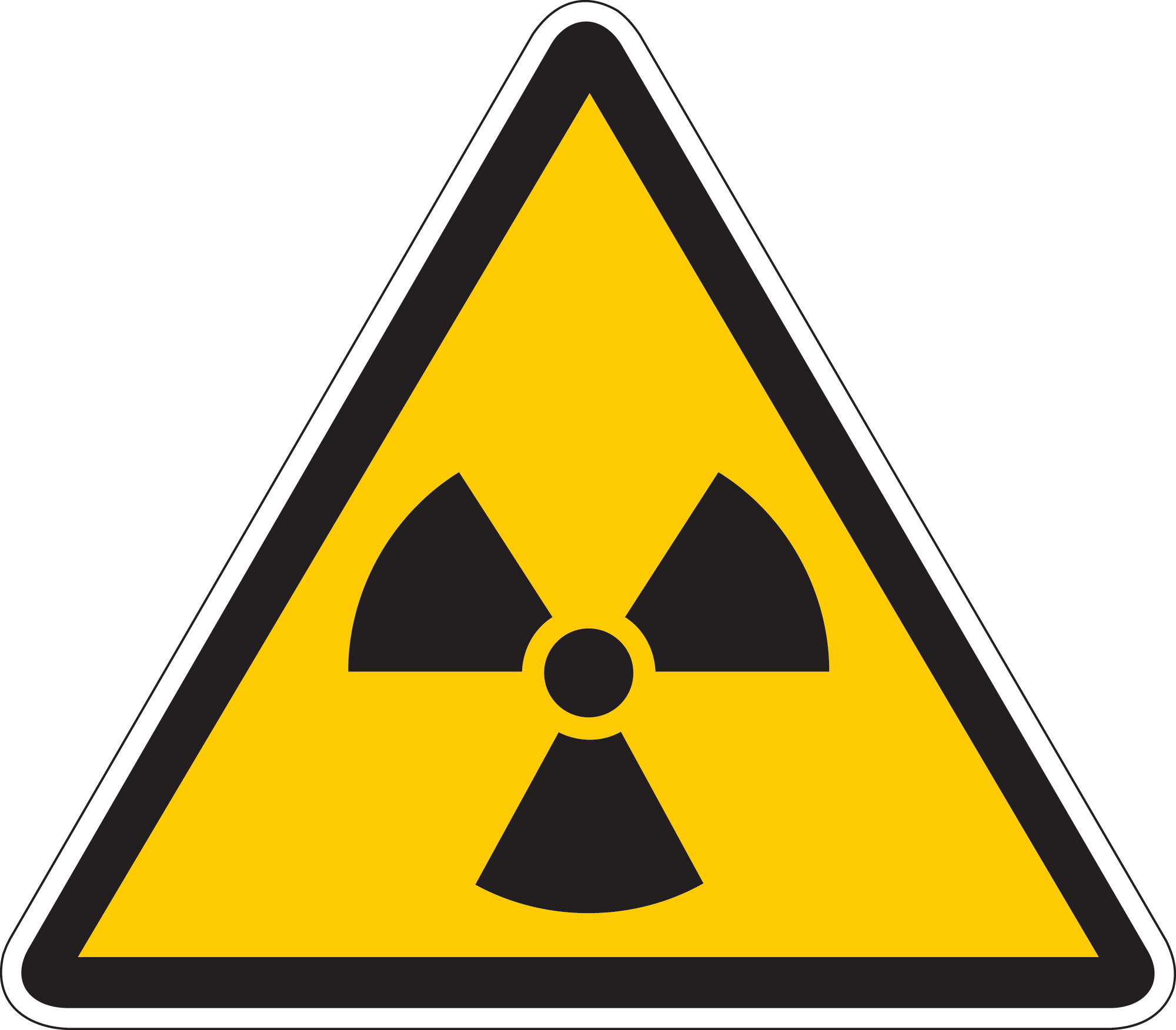 осторожно радиация
