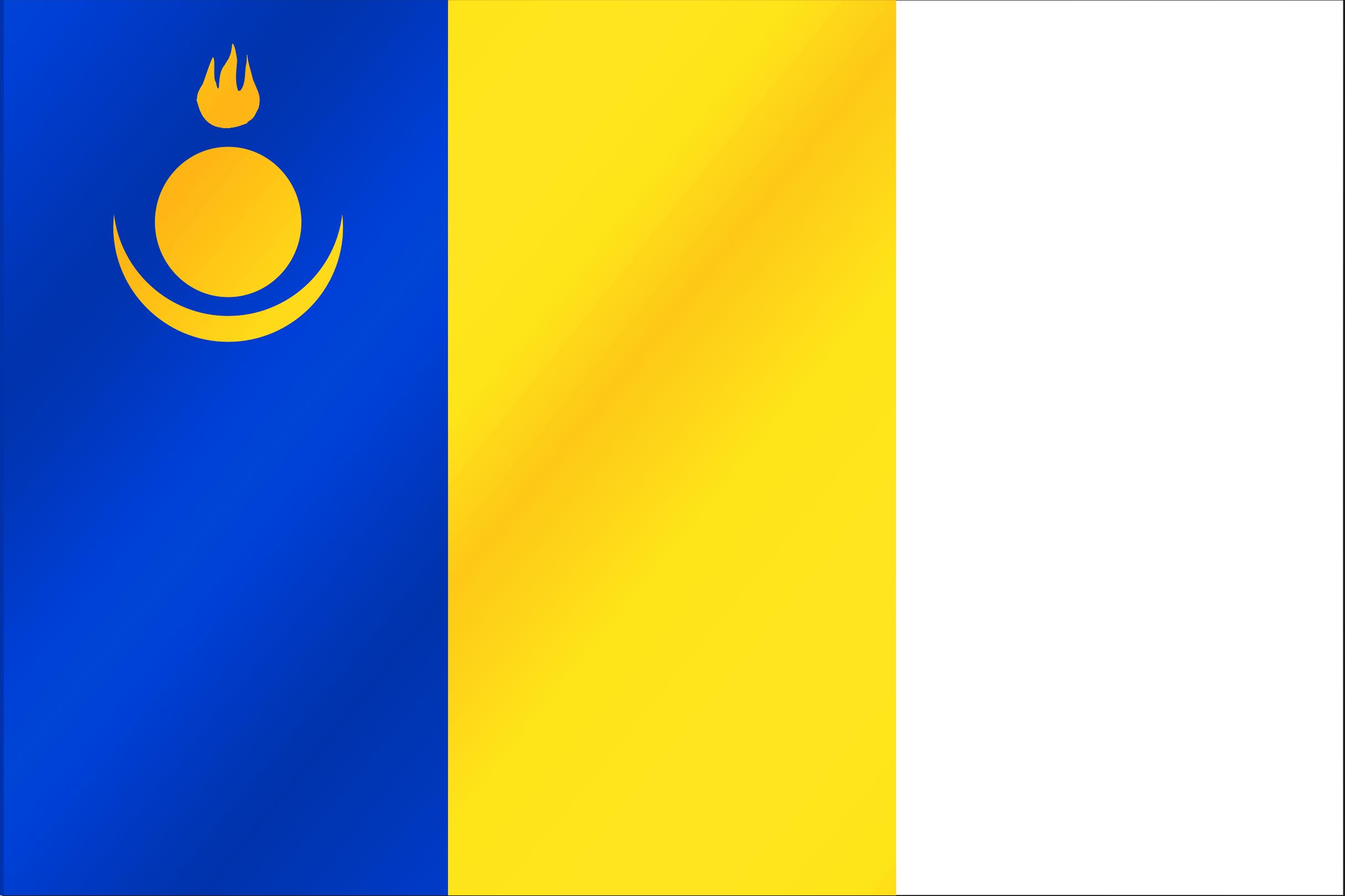 Флаг Агинского Бурятского автономного округа