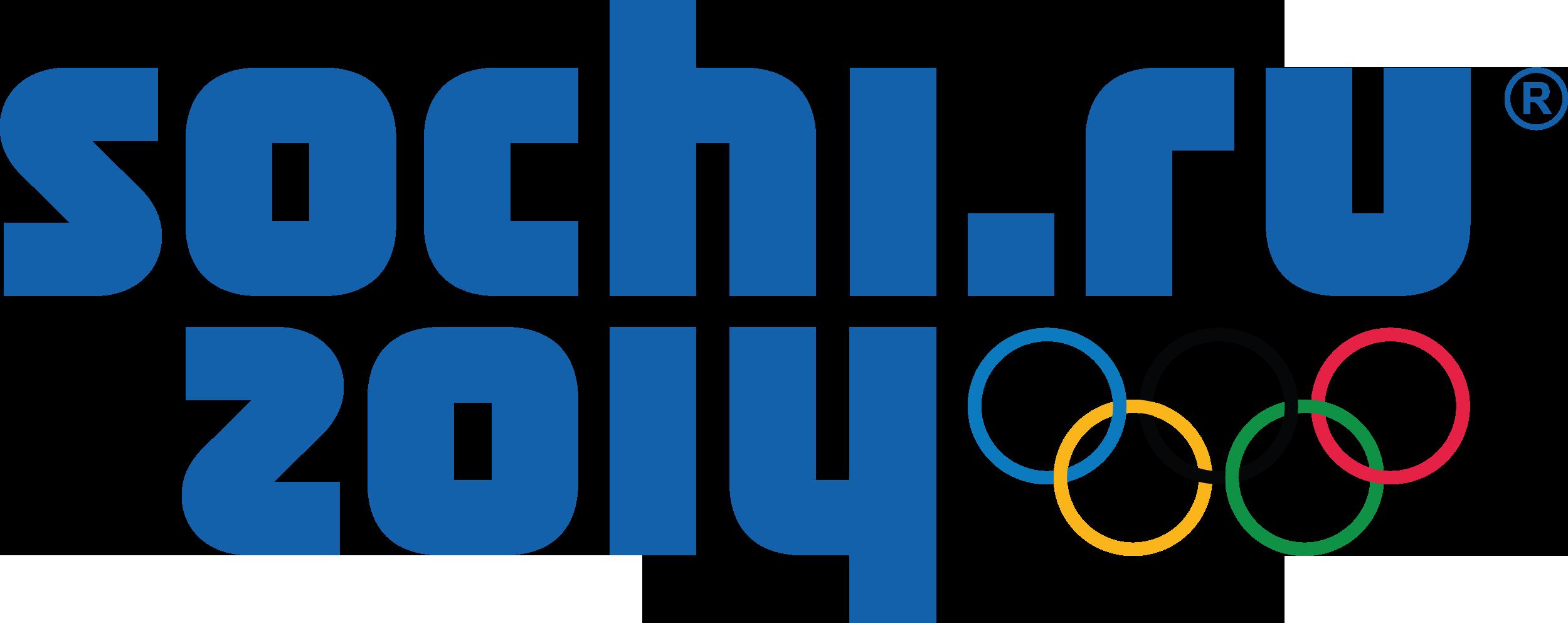 Официальная версия логотипа (эмблемы) олимпиады в Сочи-2014