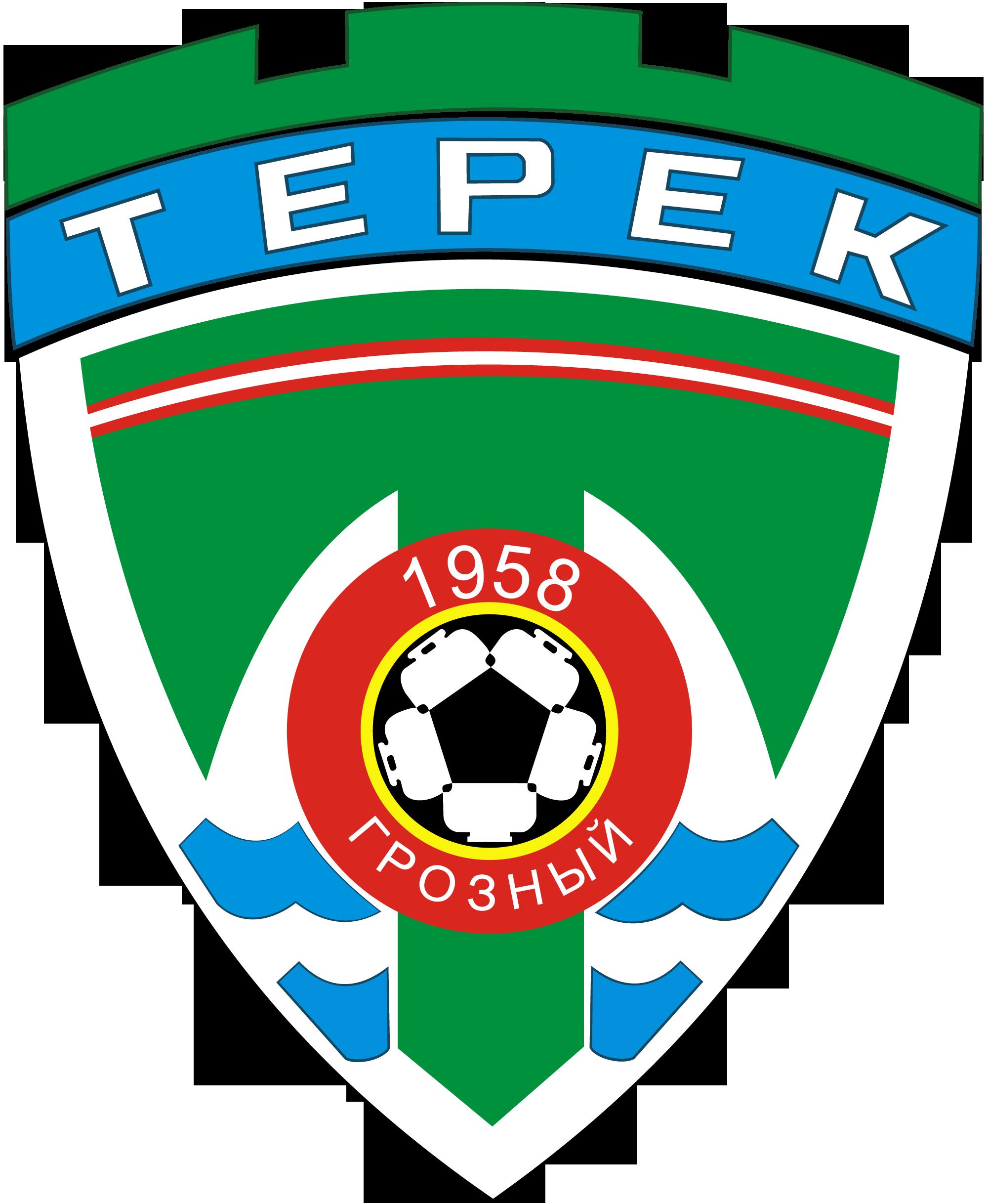 Эмблема клуба терек