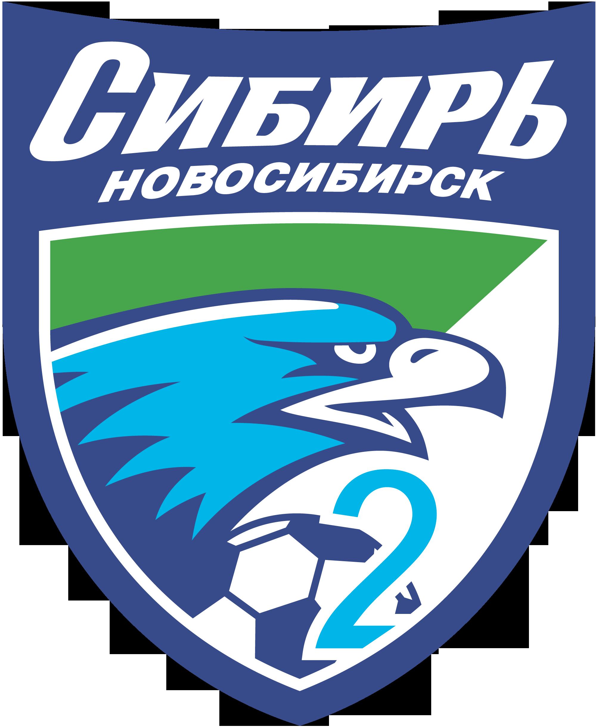 """футбольный клуб """"Сибирь-2"""" - эмблема"""
