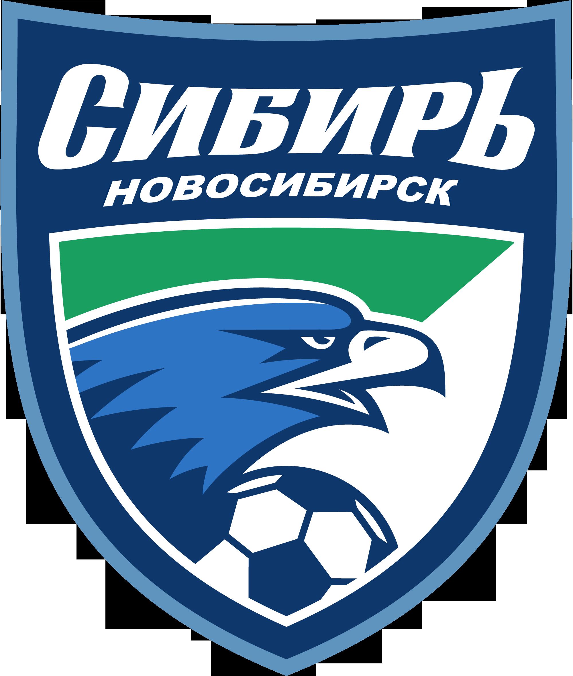 """Эмблема футбольного клуба """"Сибирь"""""""