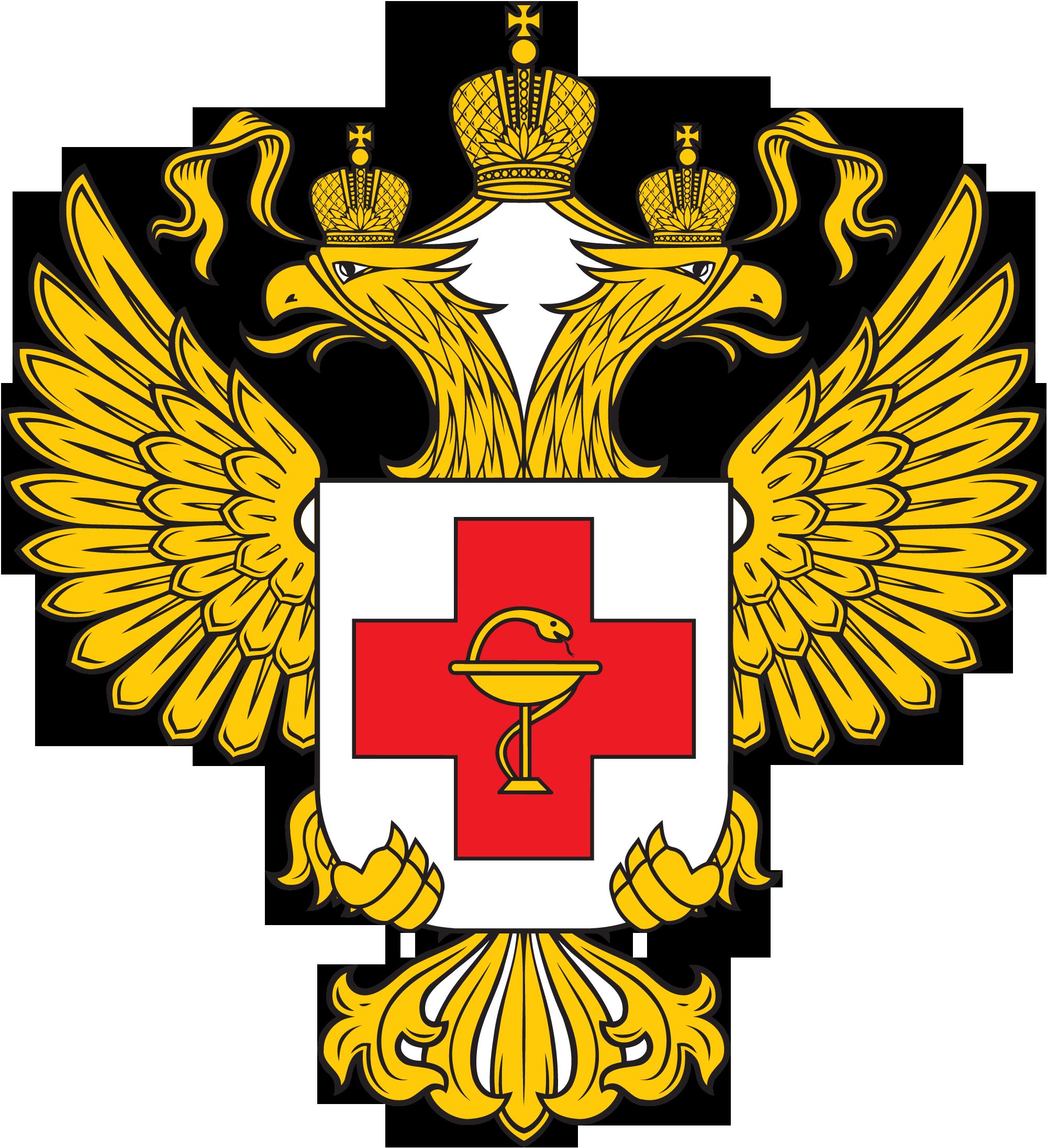Герб Минздрава