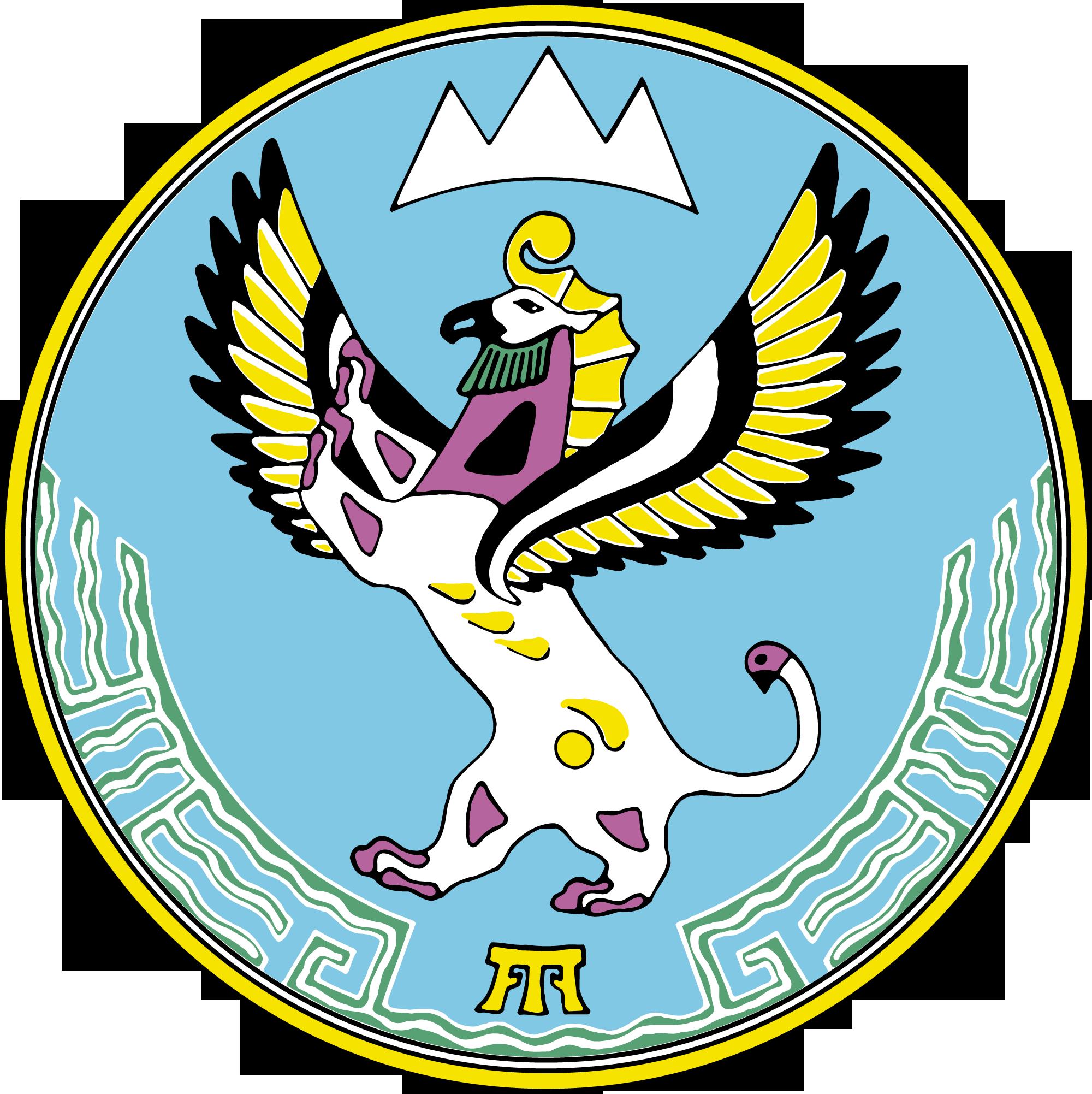 Герб Алтайской республики
