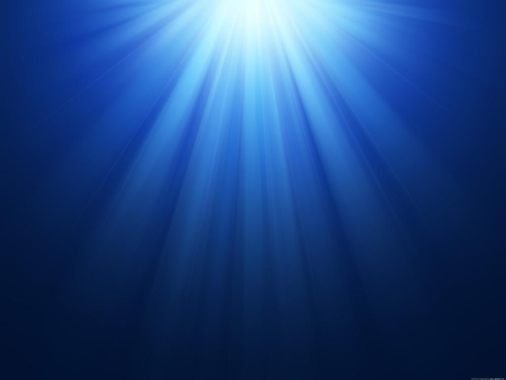 красивые лучи на синем фоне