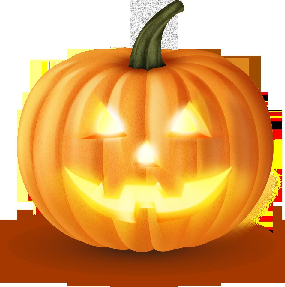Lanterne citrouille d'Halloween (lampe Jack) au format PSD et PNG - Abali.ru