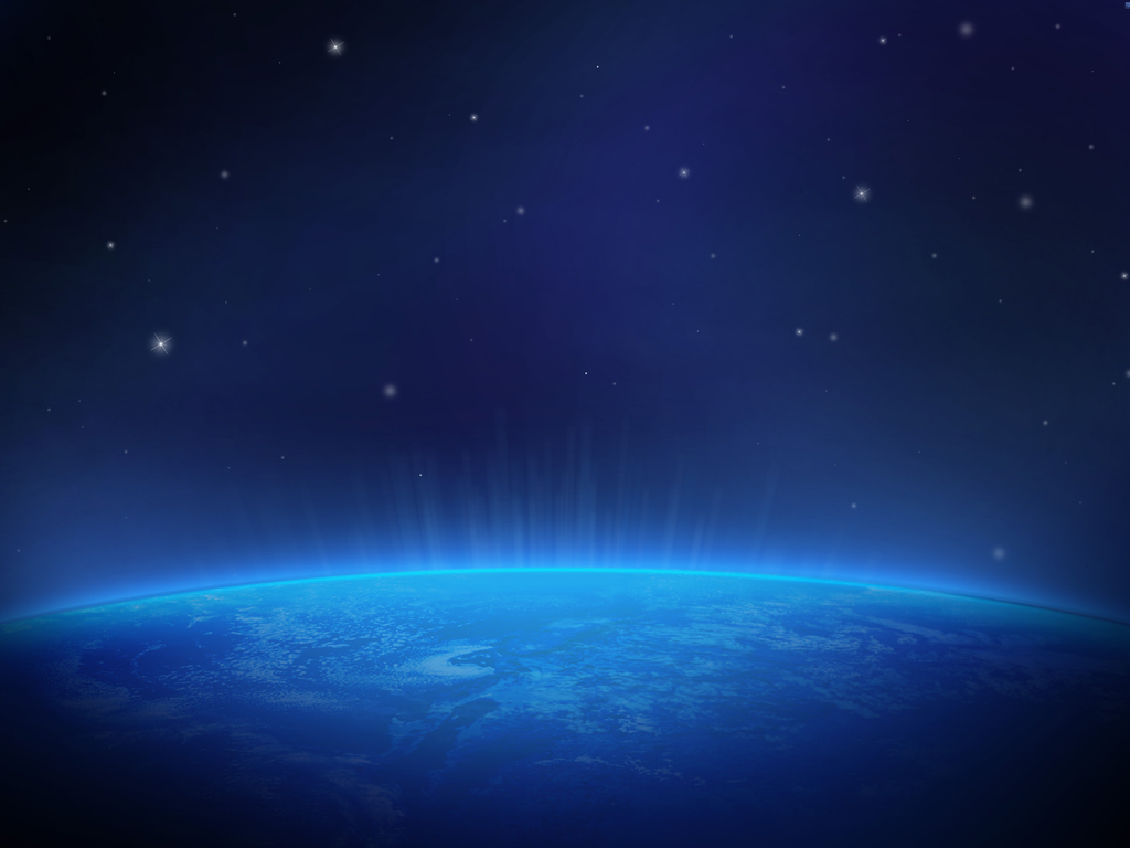 Восход над планетой