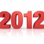 2012 - обои на Новый год