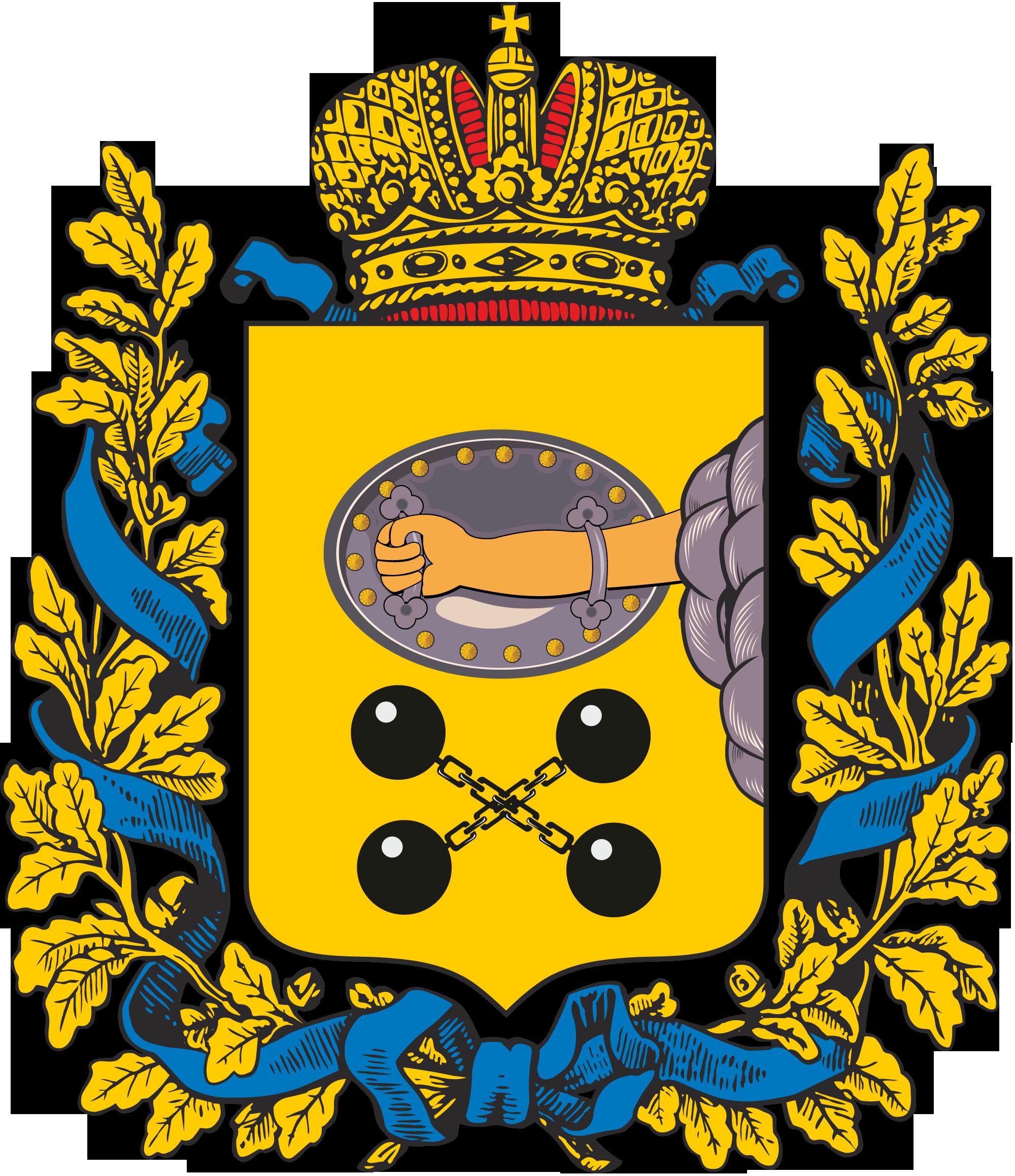 Олонецкая губерния - герб