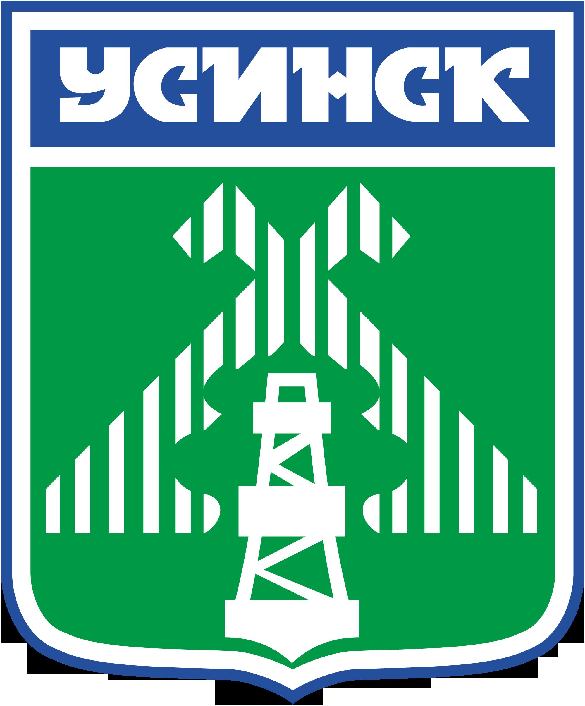 герб города Усинск