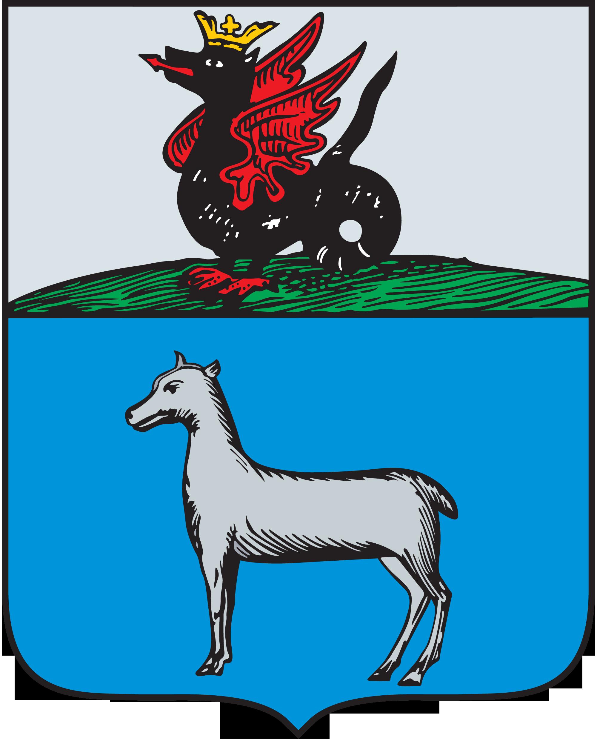 Царёвококшайск - герб