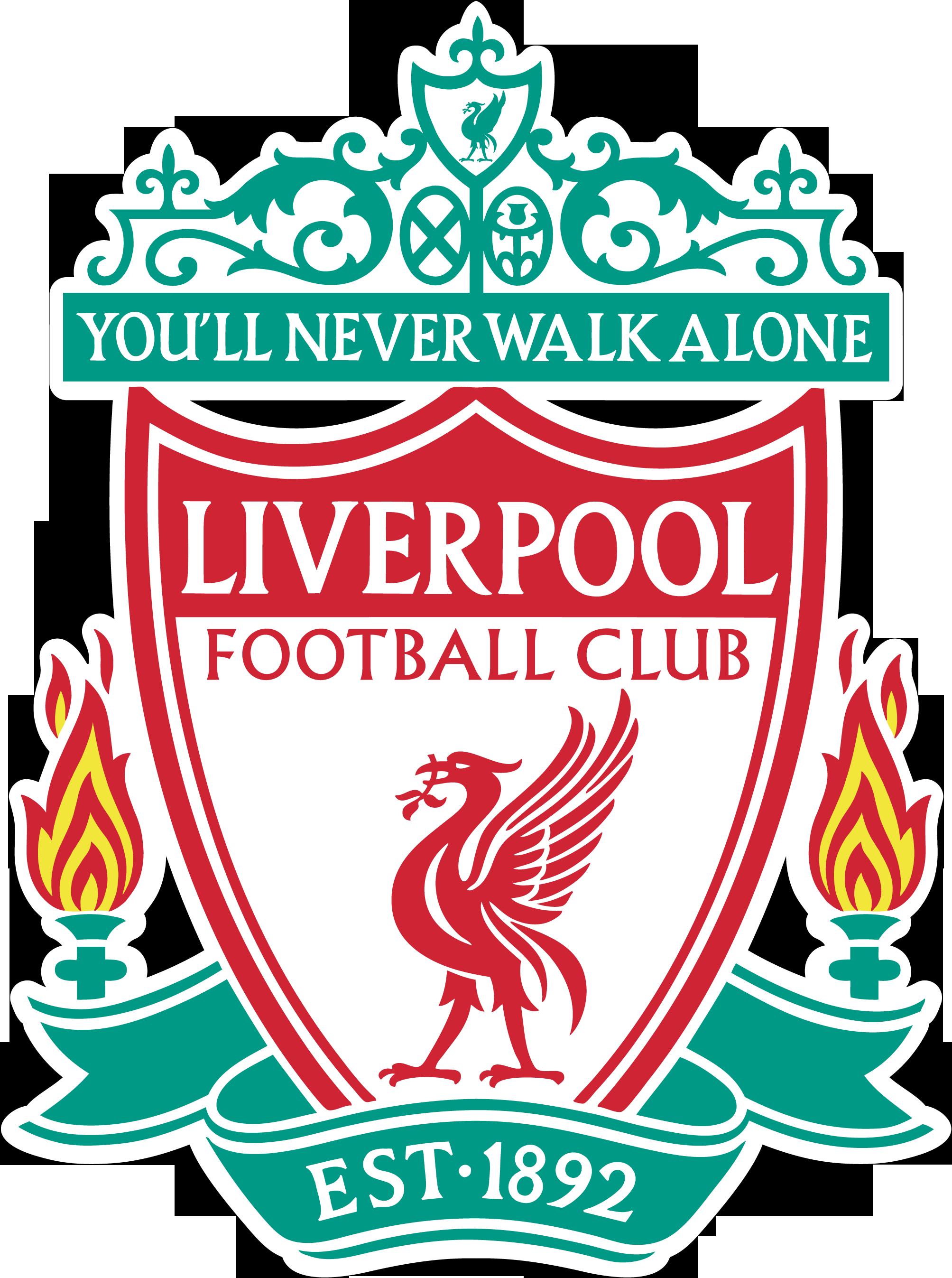эмблема ФК Ливерпуль