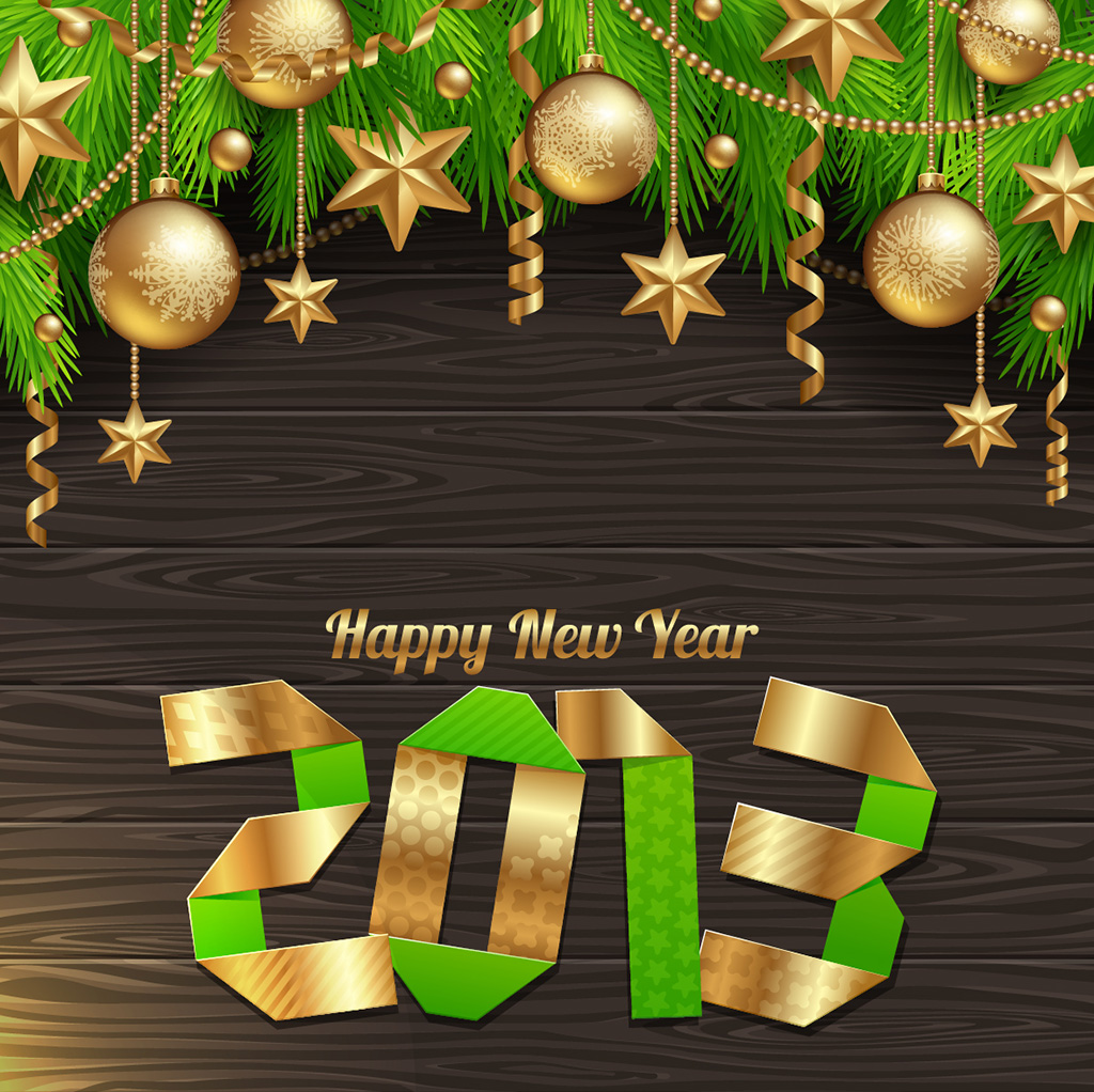 Новый год 2013