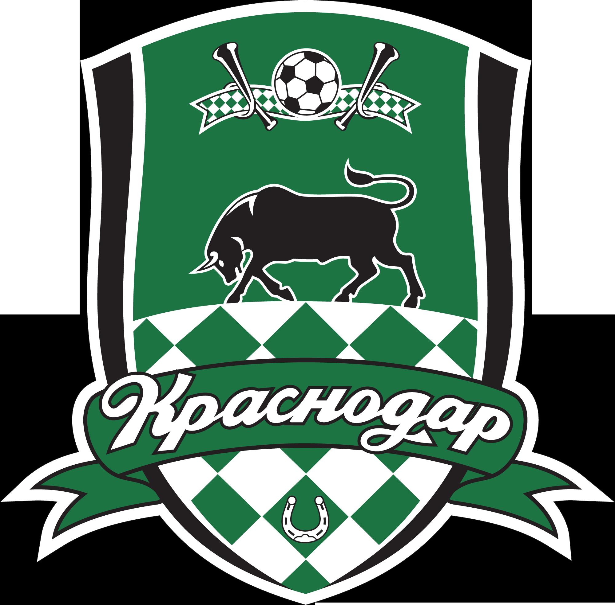 "логотип футбольного клуба ""Краснодар"""