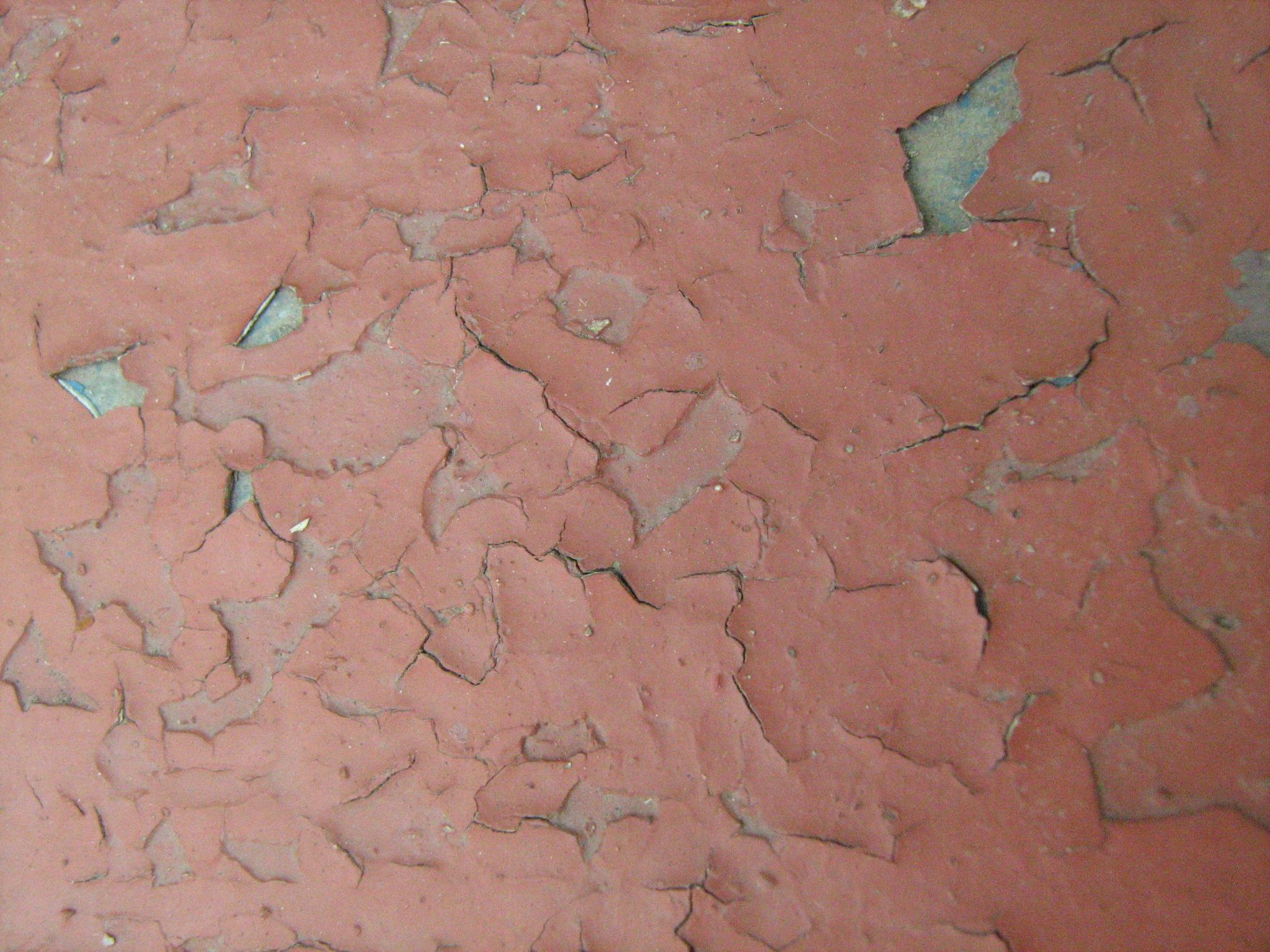 обшарпанная стена