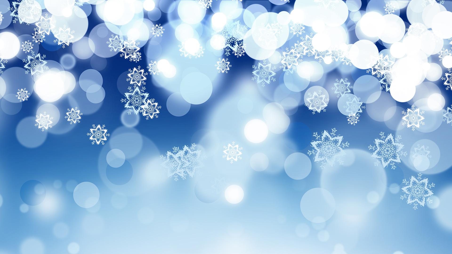 雪のある冬 新年 デスクトップ壁紙をダウンロードする Abali Ru
