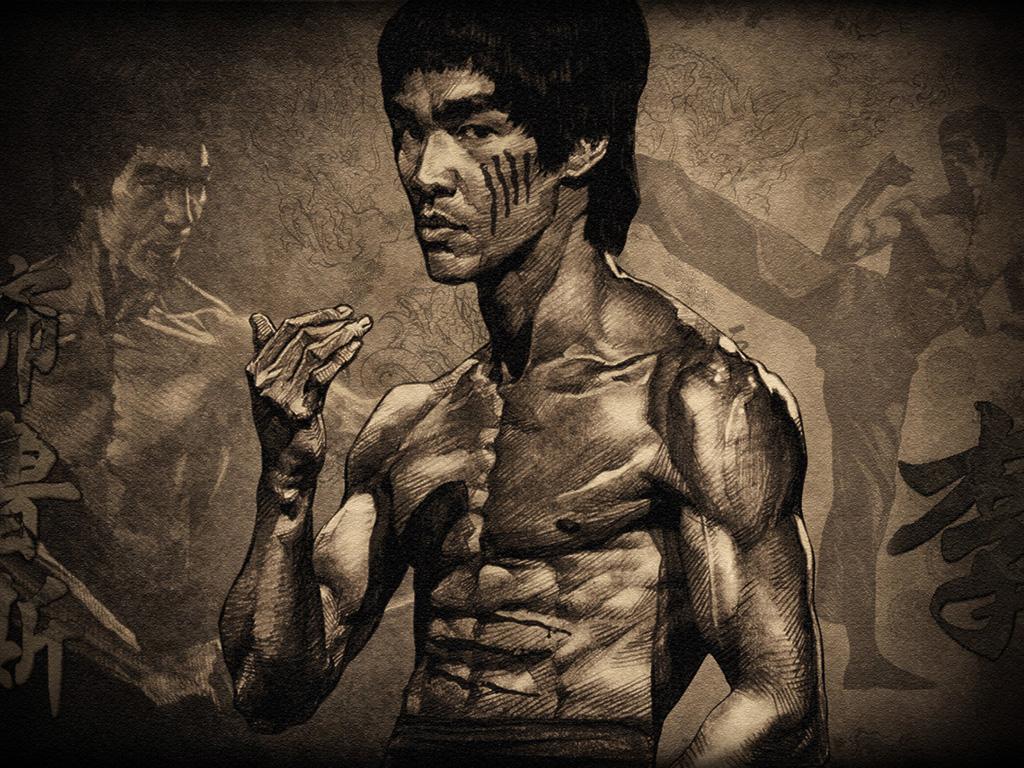 Bruce Lee (Брюс Ли)
