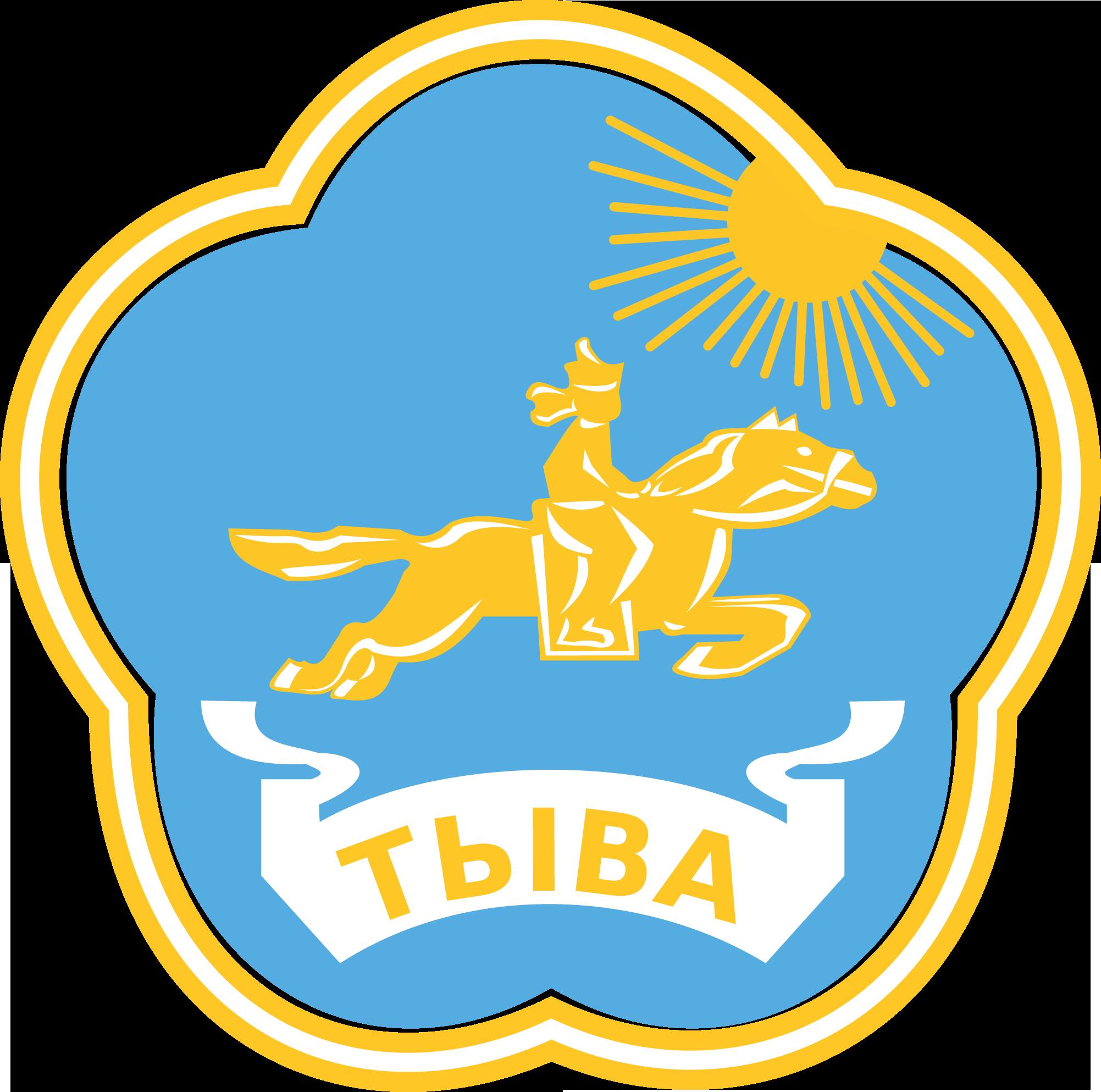 герб Тывы