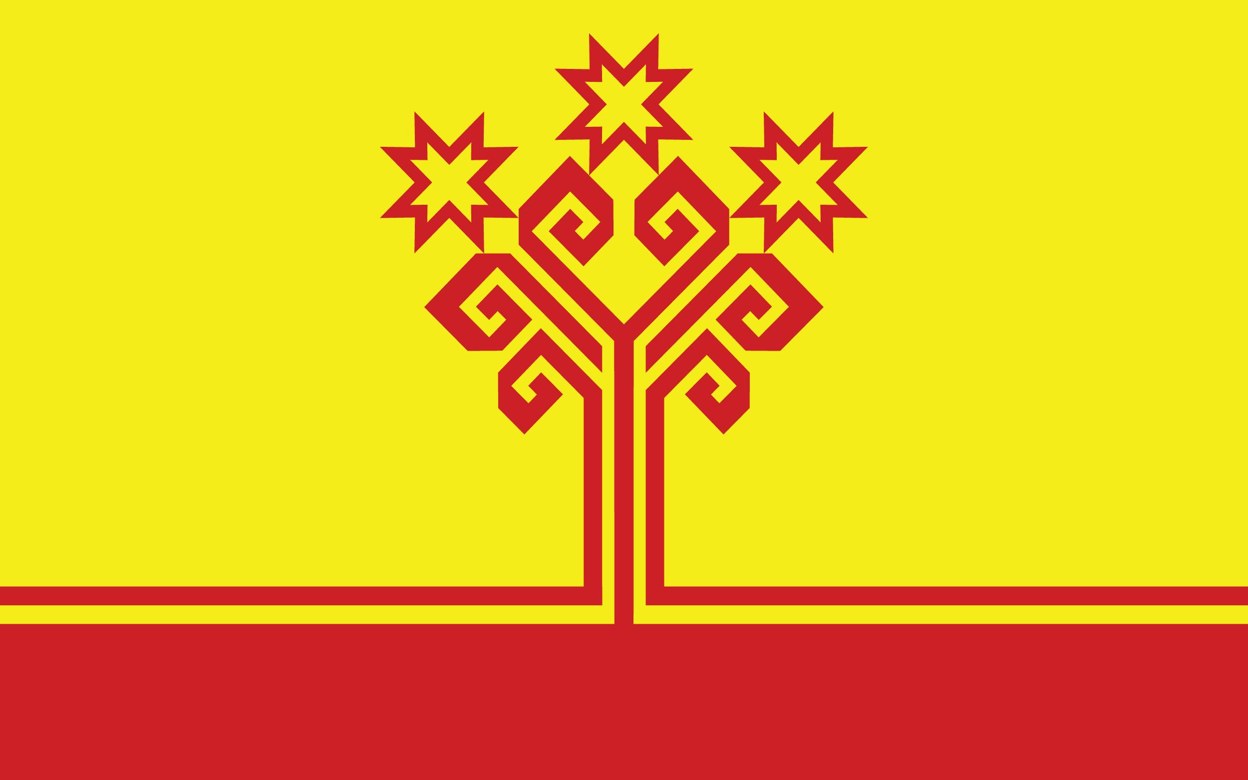флаг Республики Чувашия