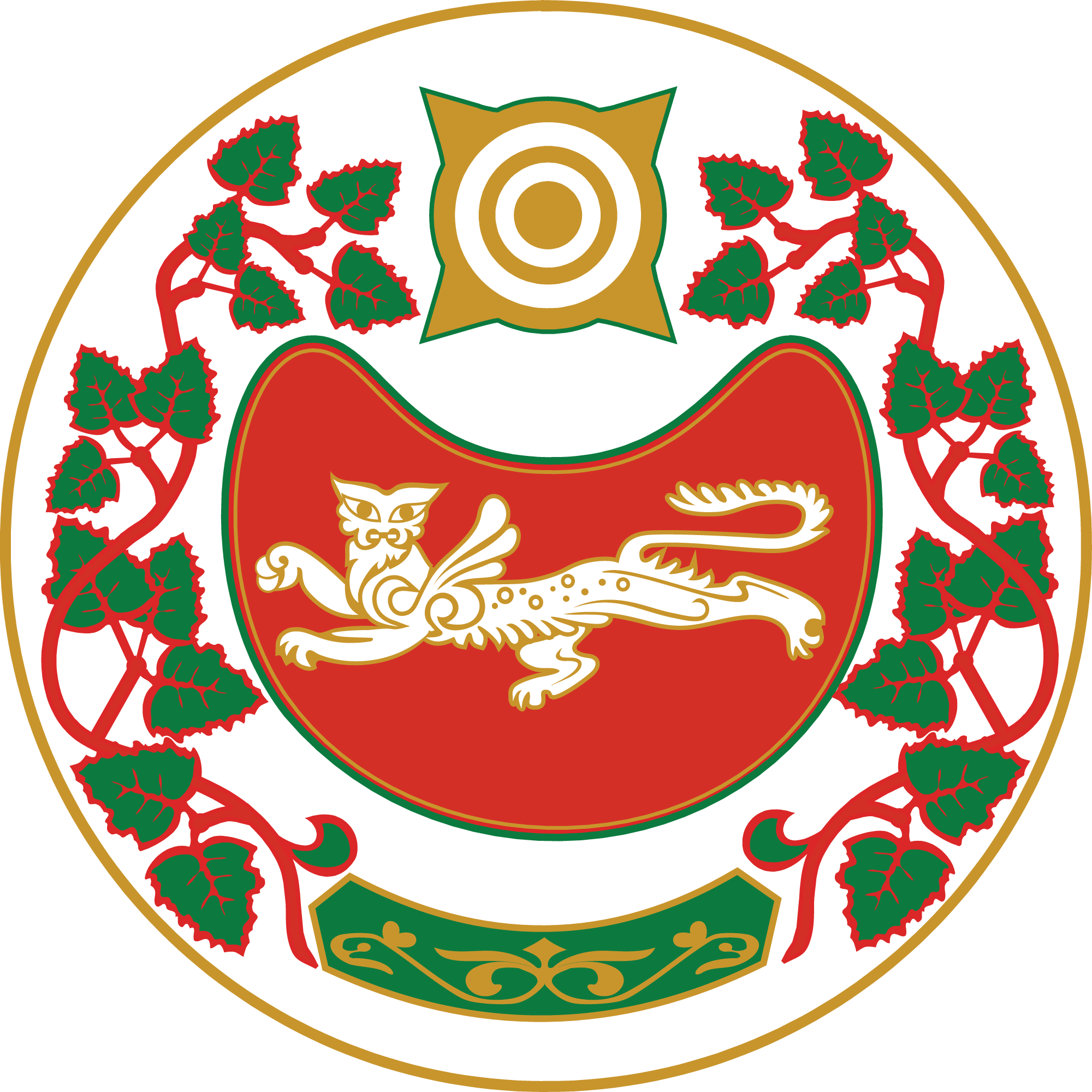 Хакасский герб