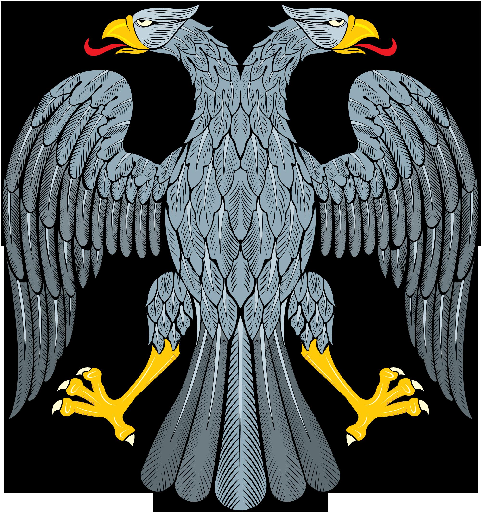 Векторный герб РДФР (Российской Демократической Федеративной Республики)