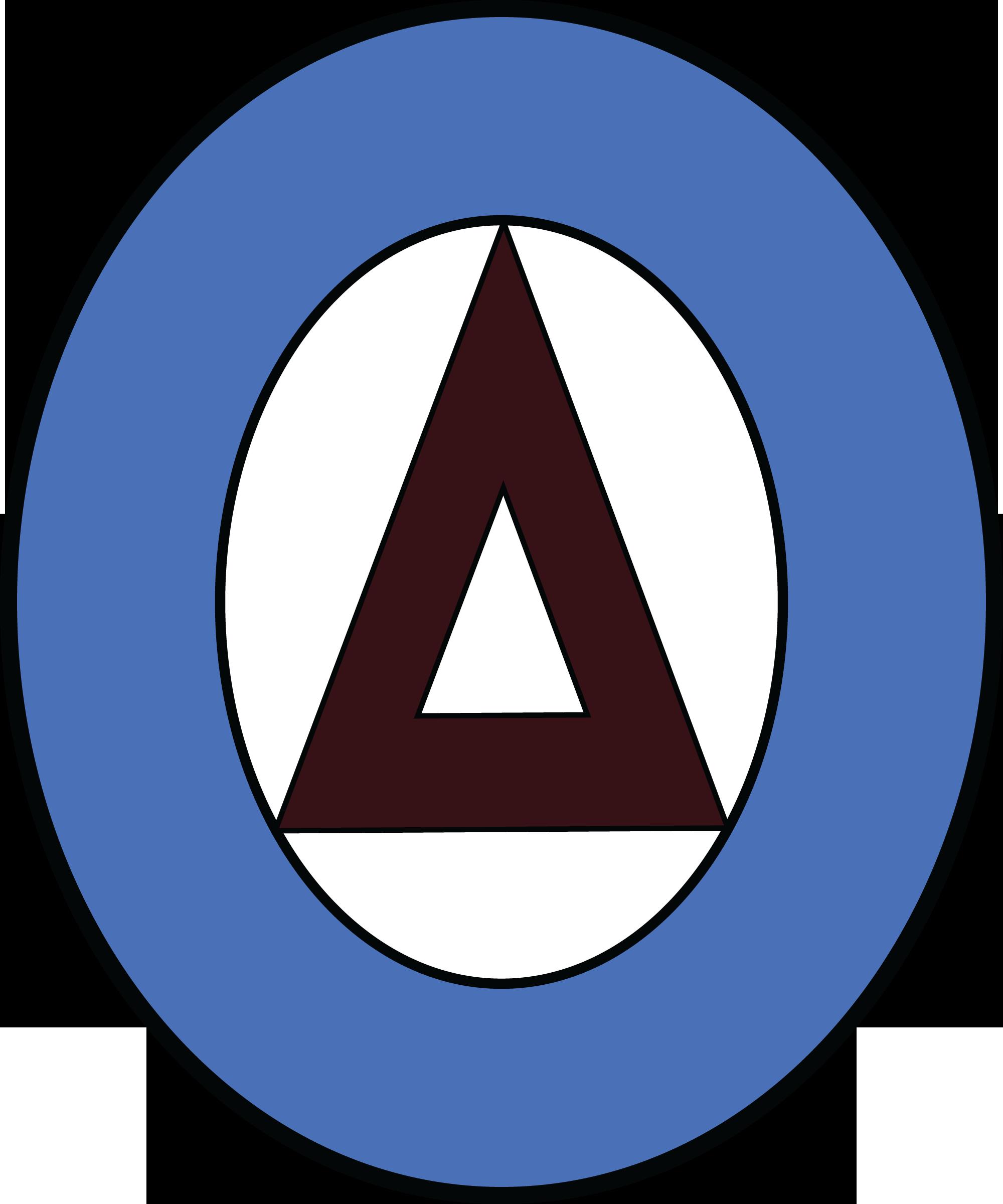Эмблема Демократической армии Греции