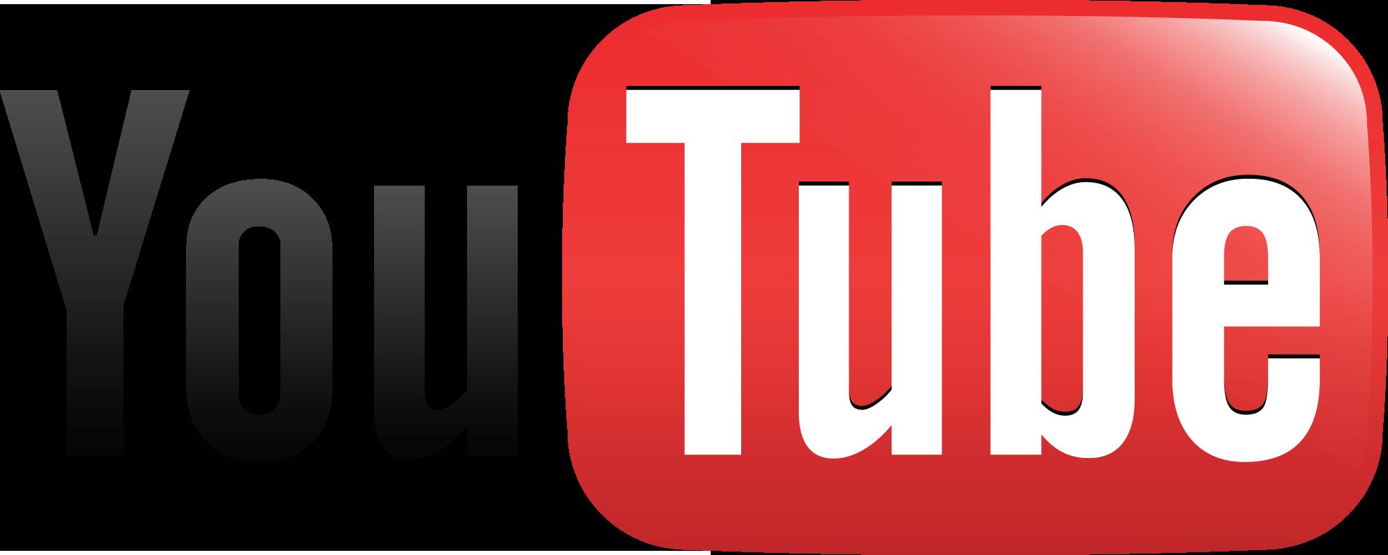 логотип Ютуба (logo YouTube)
