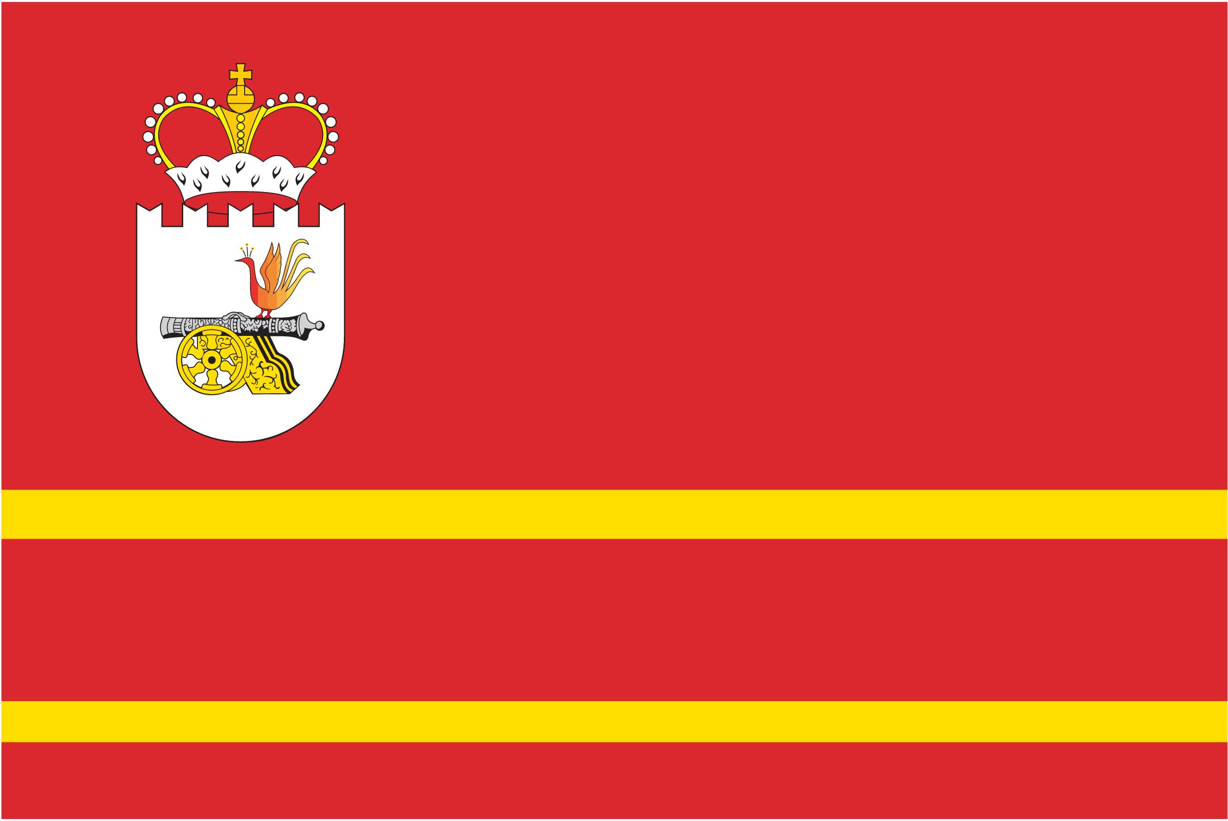 Флаг Смоленской области
