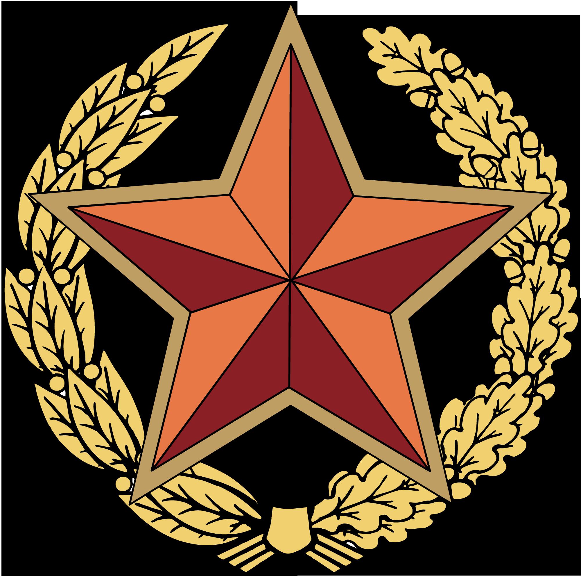 Эмблема Вооружённых сил Республики Беларусь