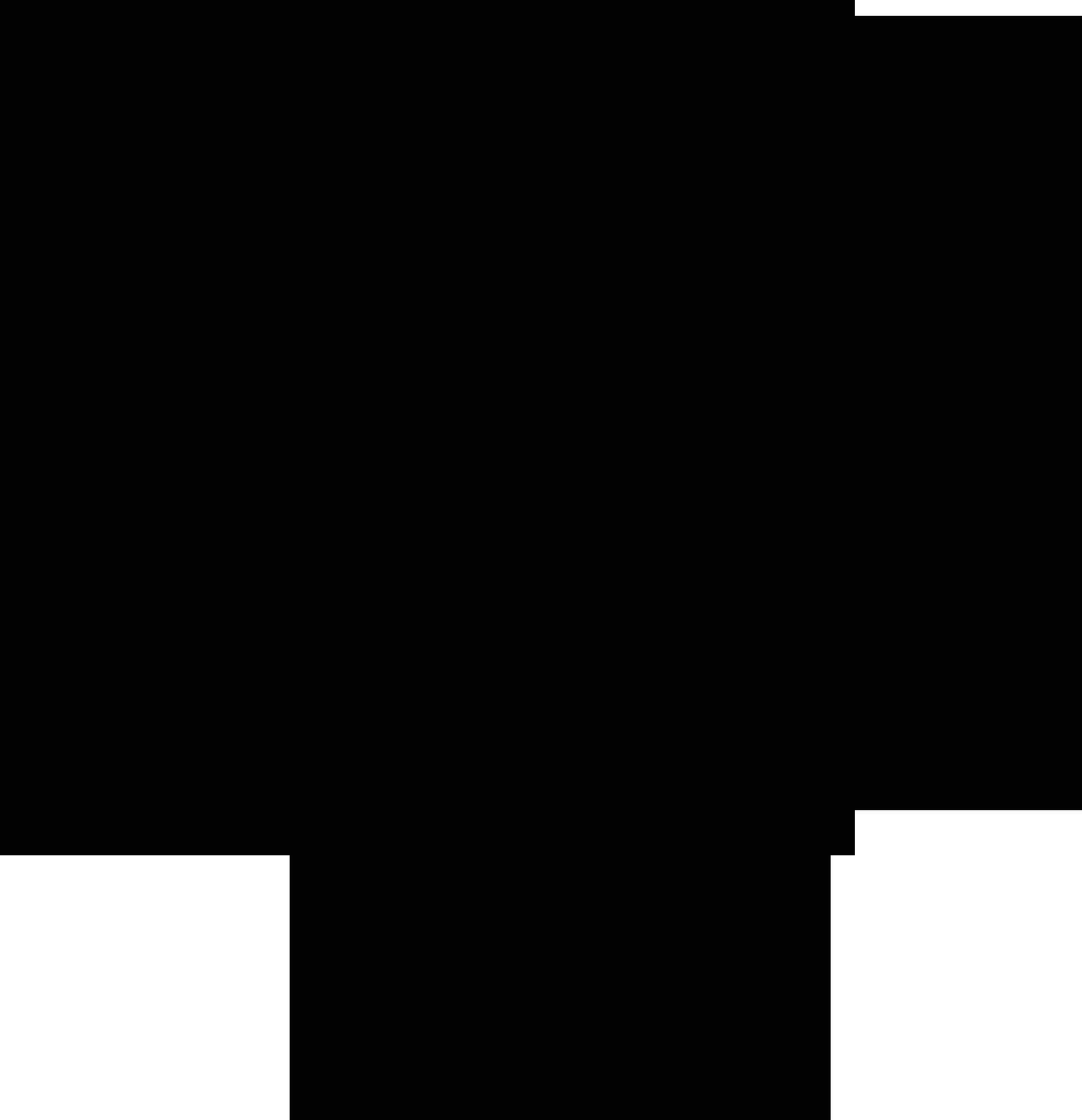 Ангел (купидон) с луком в сердце