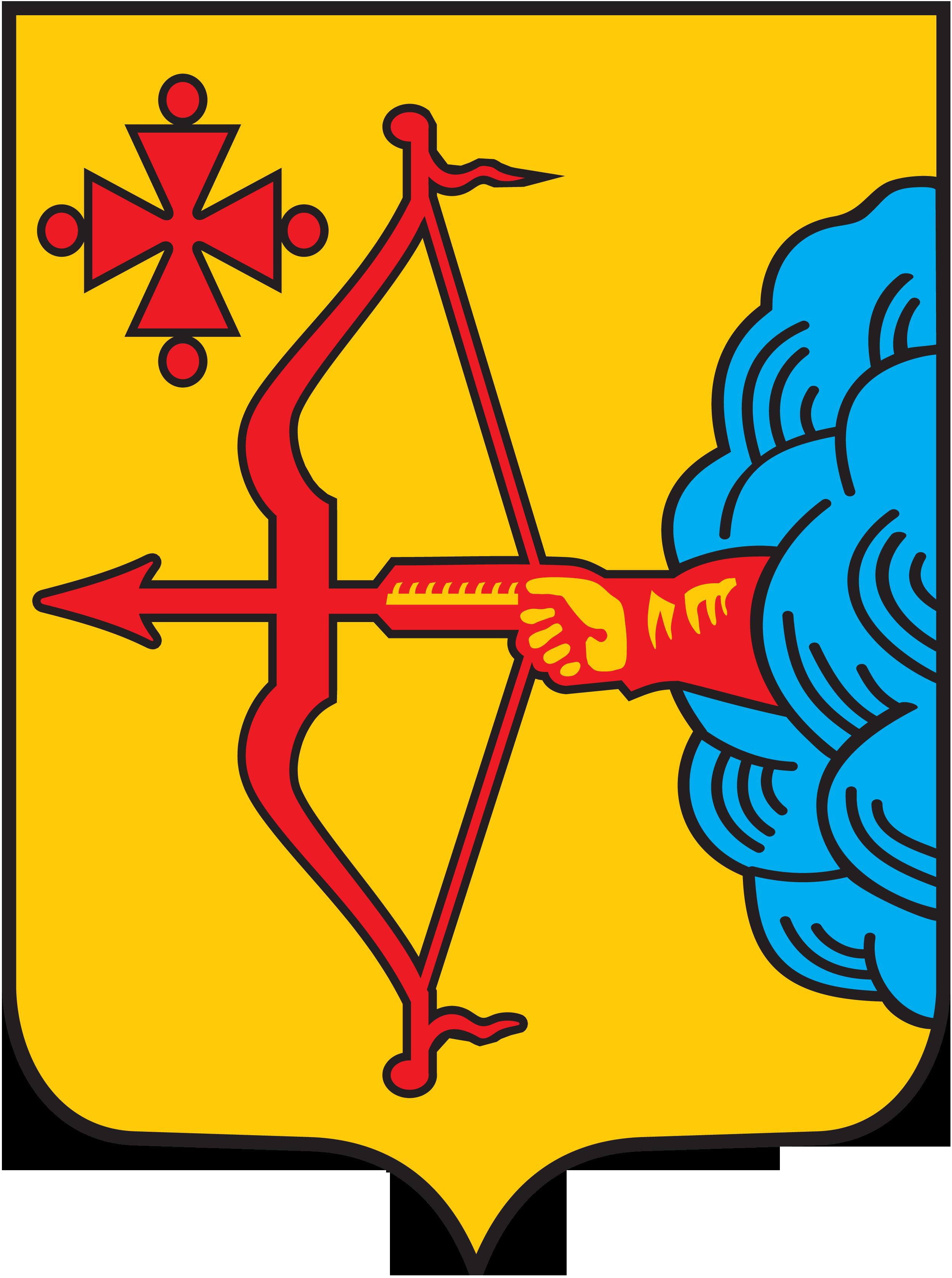 Векторный герб Кировской области