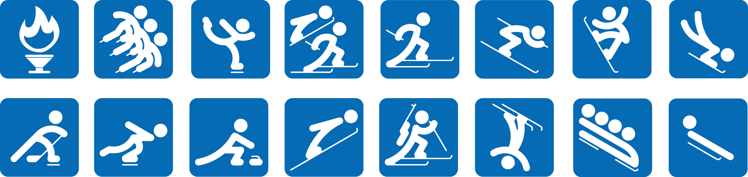 Спортивные значки видов спорта картинки