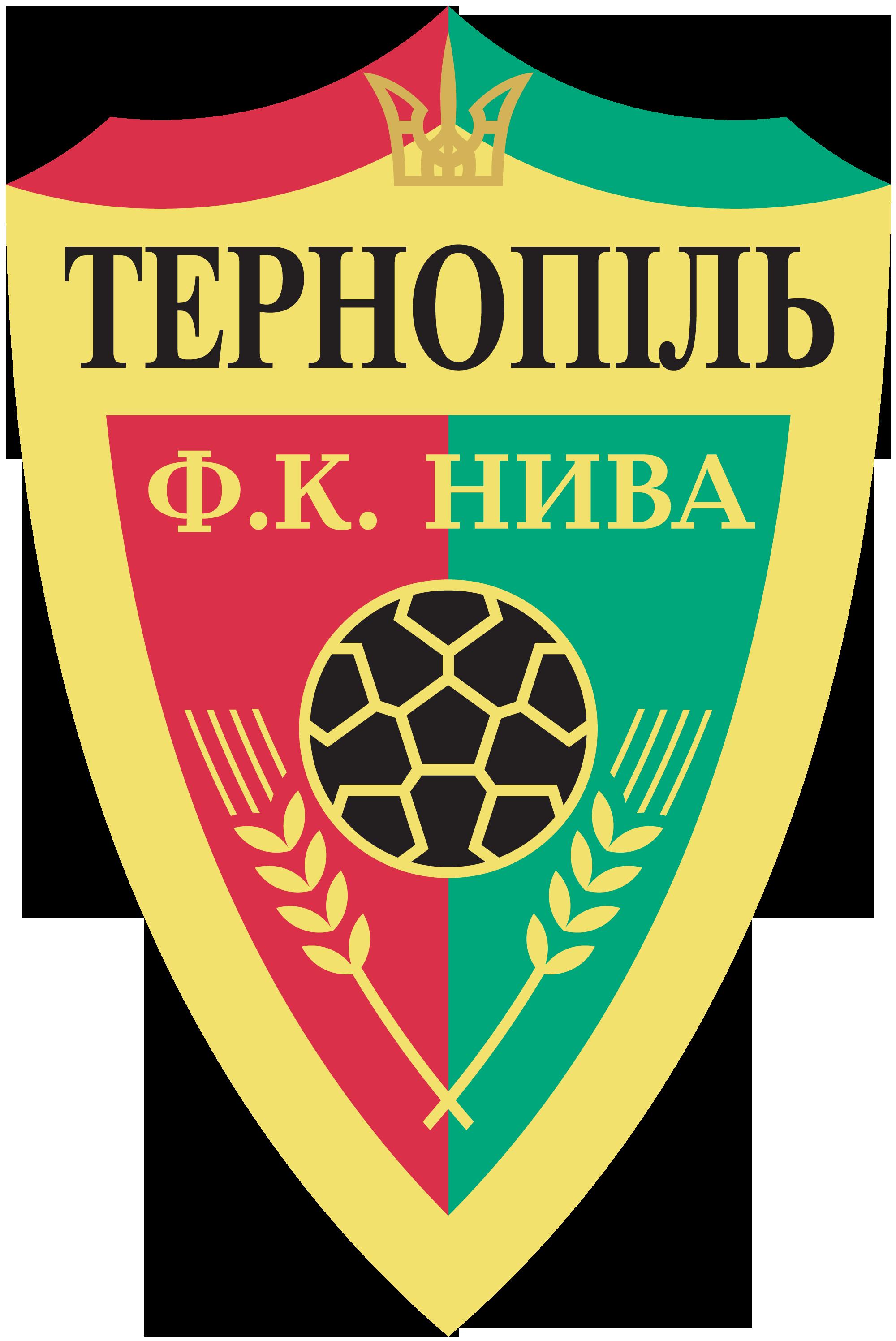 "Герб (эмблема) ФК ""Нива"" Тернопiль"