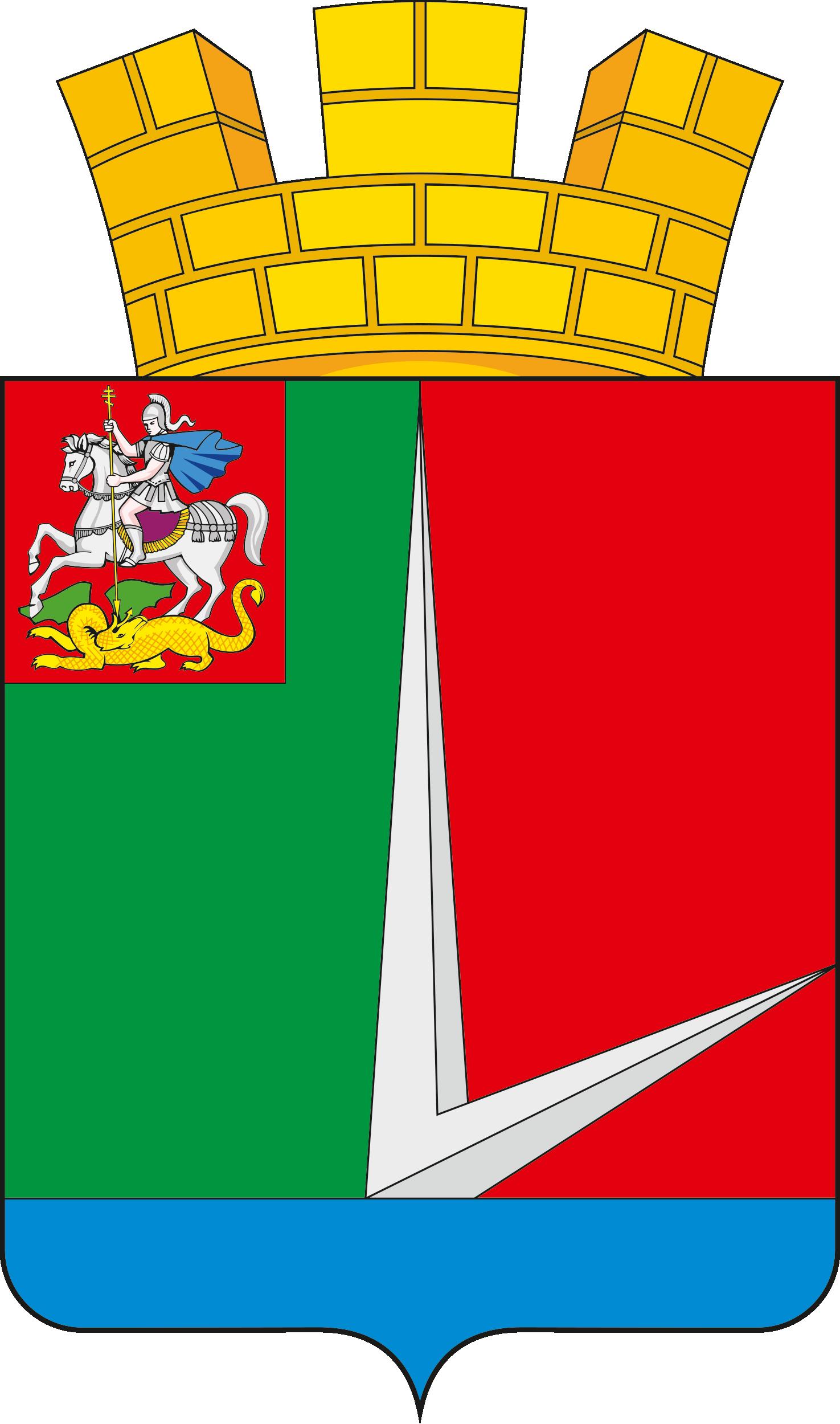 Герб городского поселения Селятино
