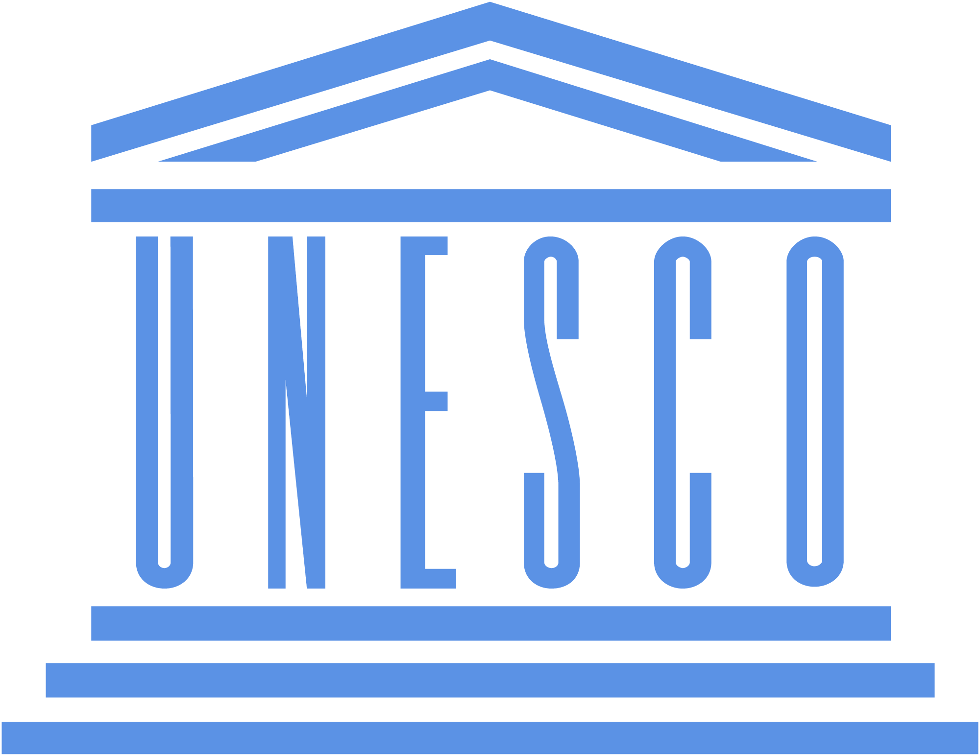 Векторная эмблема ЮНЕСКО