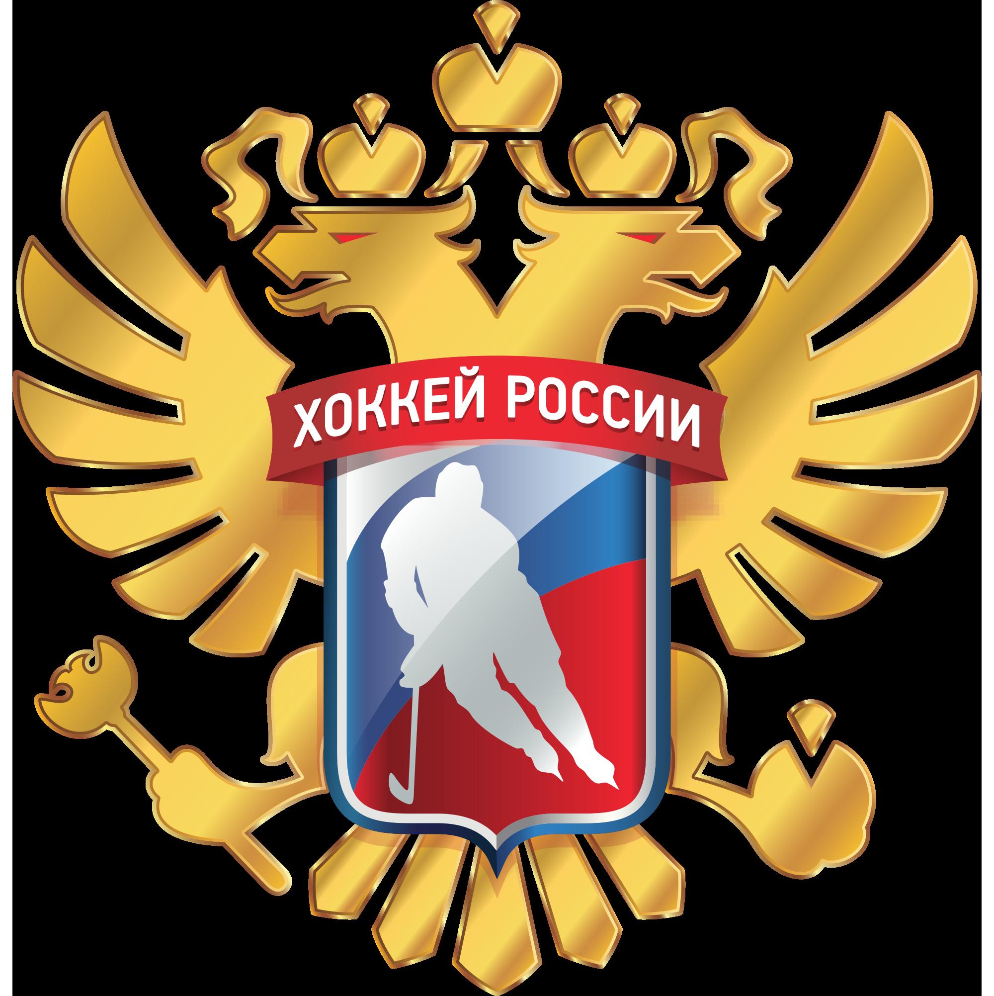 эмблема (логотип) Федерации хоккея России