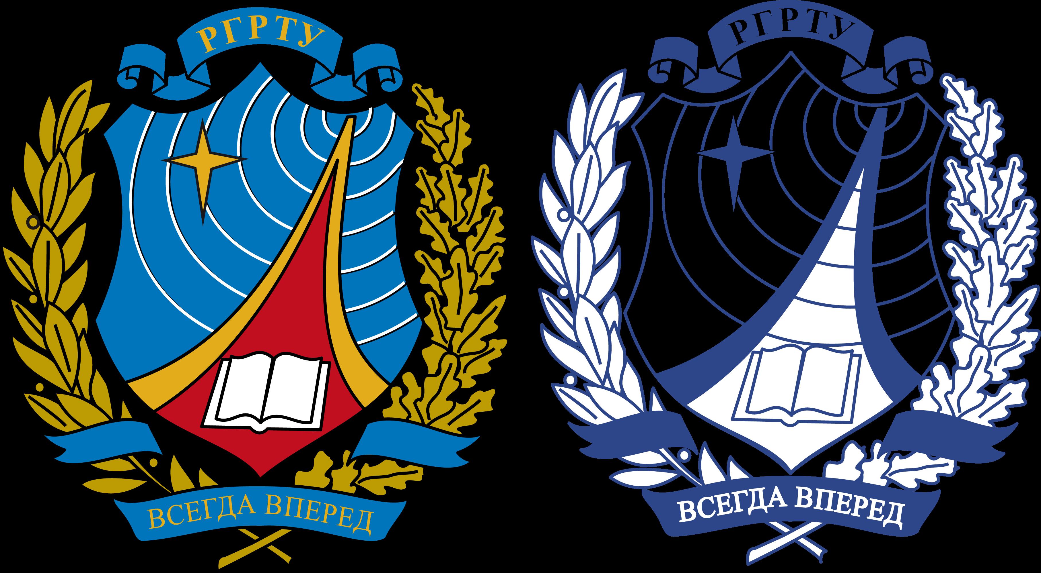 Эмблема Рязанского радиотехнического университета
